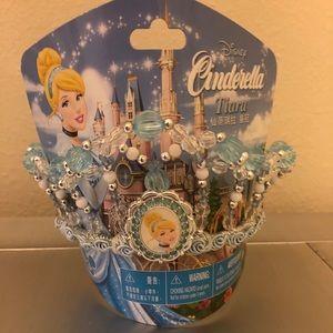 Disney Princess Tiara Costume Crown Cinderella